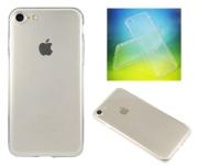 Apple iPhone 7/8 - Gumiran ovitek (TPUA) - prosojen