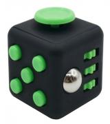 Kocka za sproščanje - črna-zelena