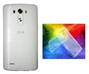 LG D855 G3  prosojen TANEK gum. zašč. ovitek