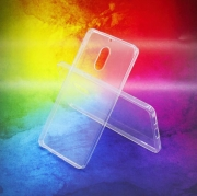 Nokia 6 - Gumiran ovitek (TPUA) - prosojen