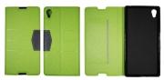 Sony Xperia Z5 - Preklopna tobica - zelena