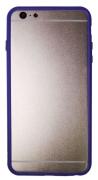 iPhone 6 Plus/6S Plus modro-prosojen - Bumper iP6P-09s